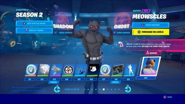 Fortnite: How to Unlock Ghost & Shadow Bonus Battle Pass Agent Styles