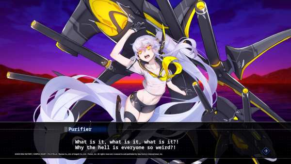 "Azur Lane: Crosswave ""Why the hell is everyone so weird?!"""