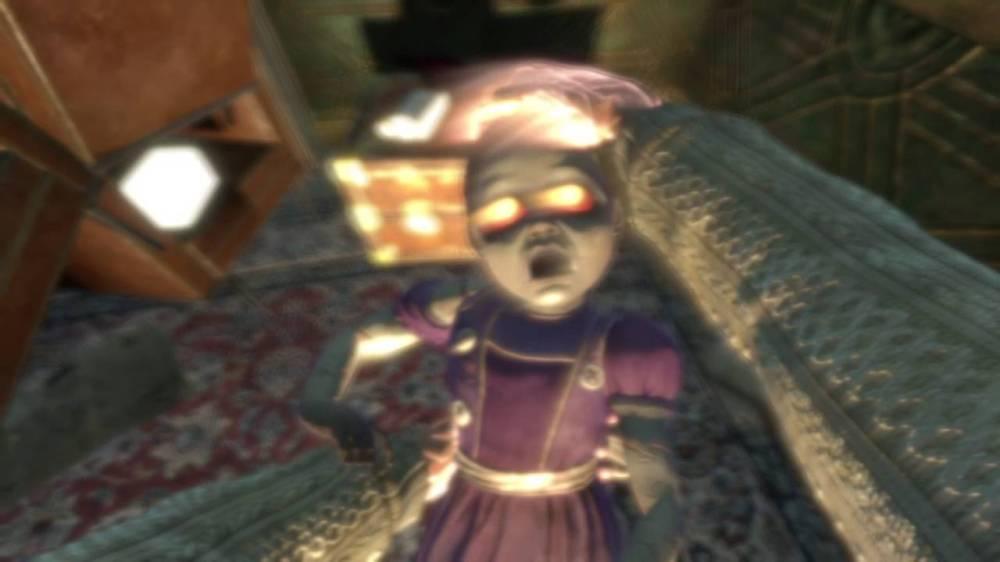 BioShock, rescue little sisters