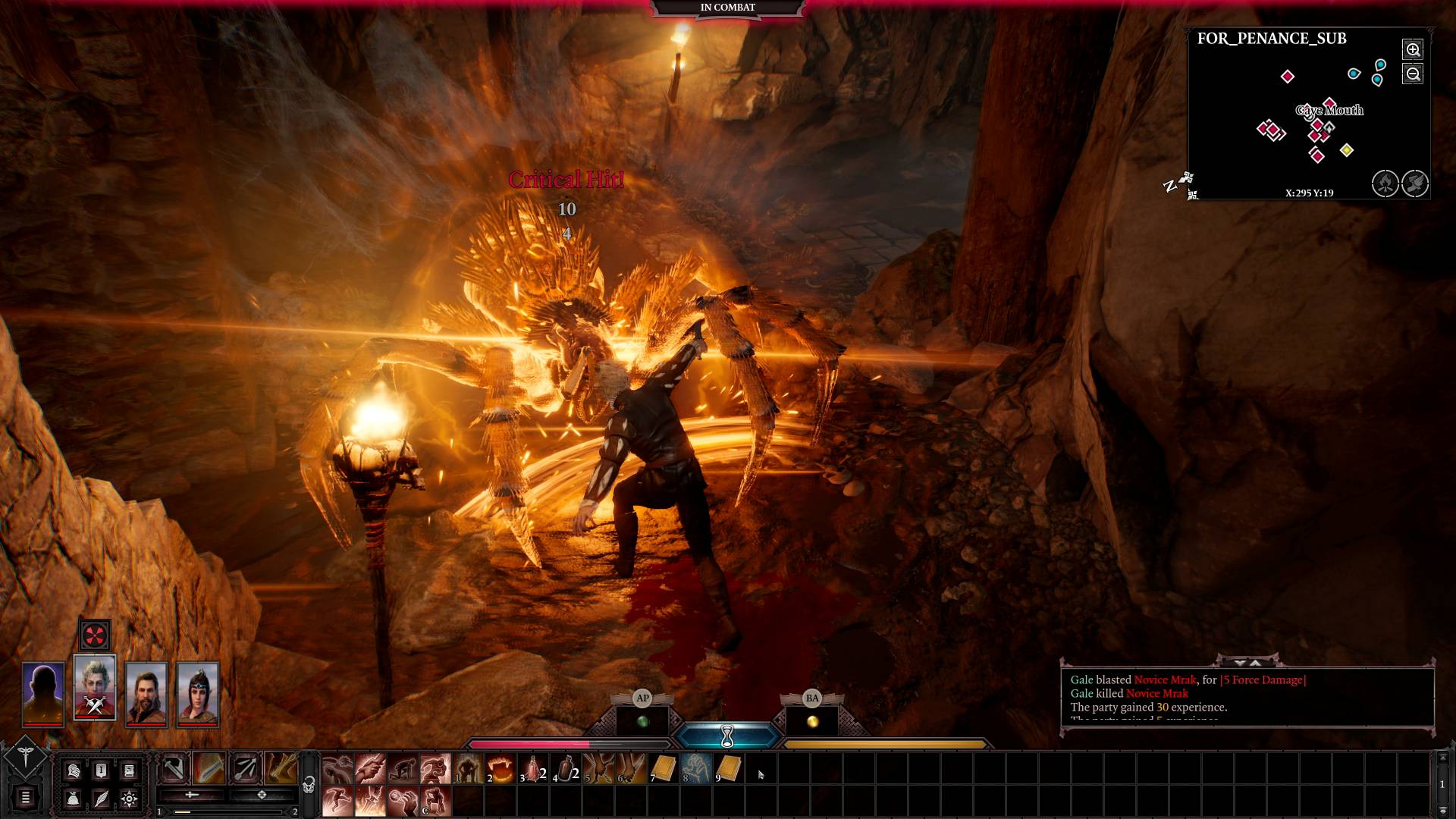 Baldur S Gate 3 Preview Lots Of D D Turn Based Combat The Return Of Mind Flayers