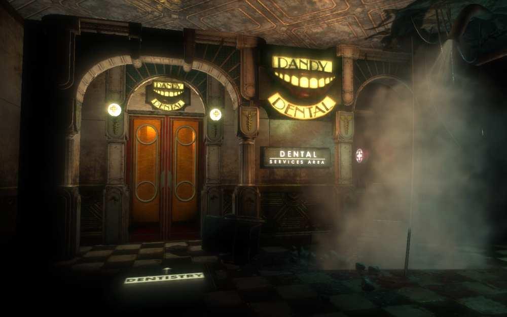 BioShock Chompers Dental Key Dandy