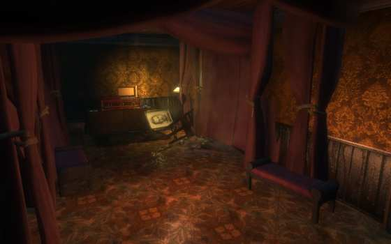 Bioshock Twilight Fields Code Coffin