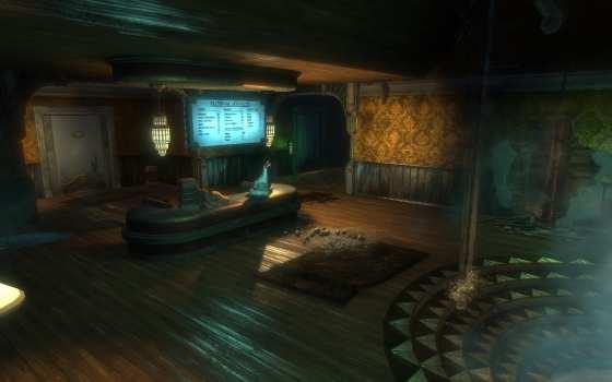 Bioshock Twilight Fields Code Reception