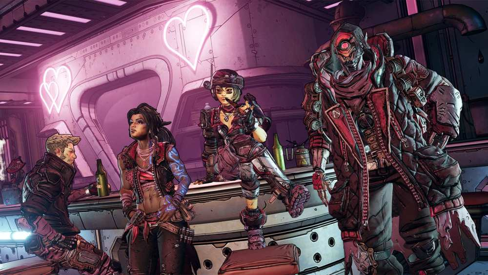 2020 valentine's day events, borderlands 3