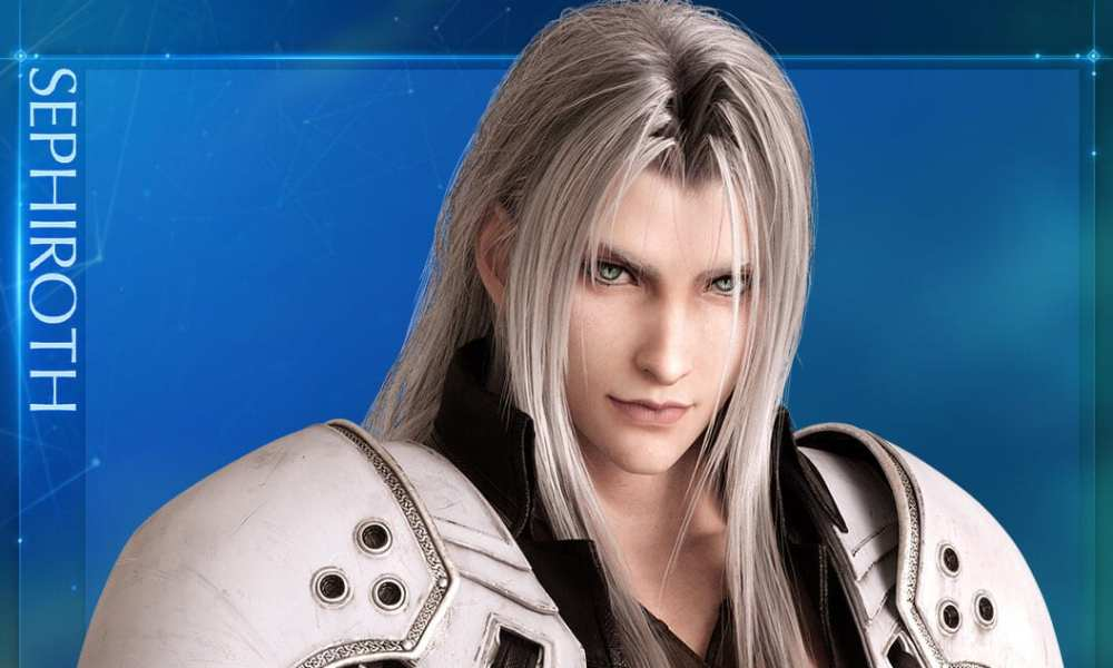 Final Fantasy VII Remake Gets Dreamy Sephiroth Wallpapers, Avatars, and More - Twinfinite