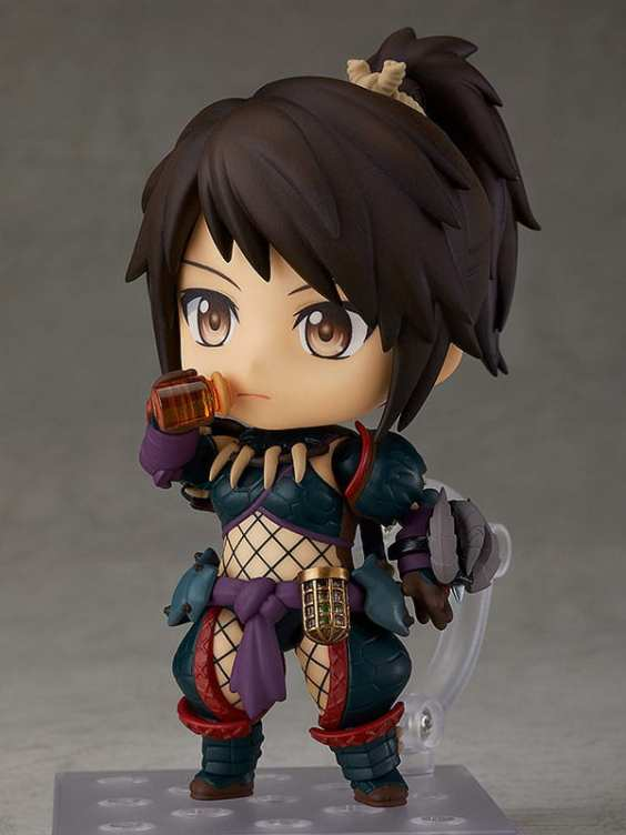 Nendoroid Hunter (9)