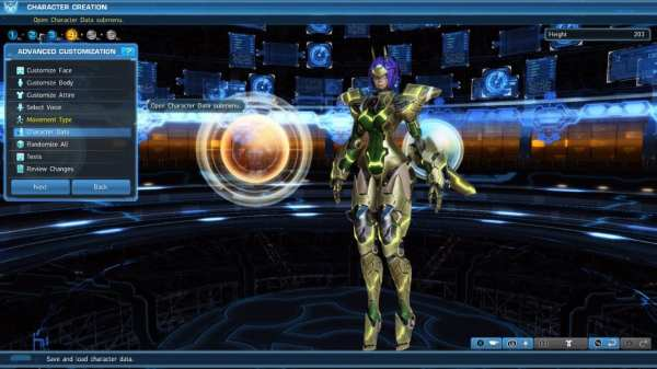 phantasy star online 2, PSO2, closed beta, CAST