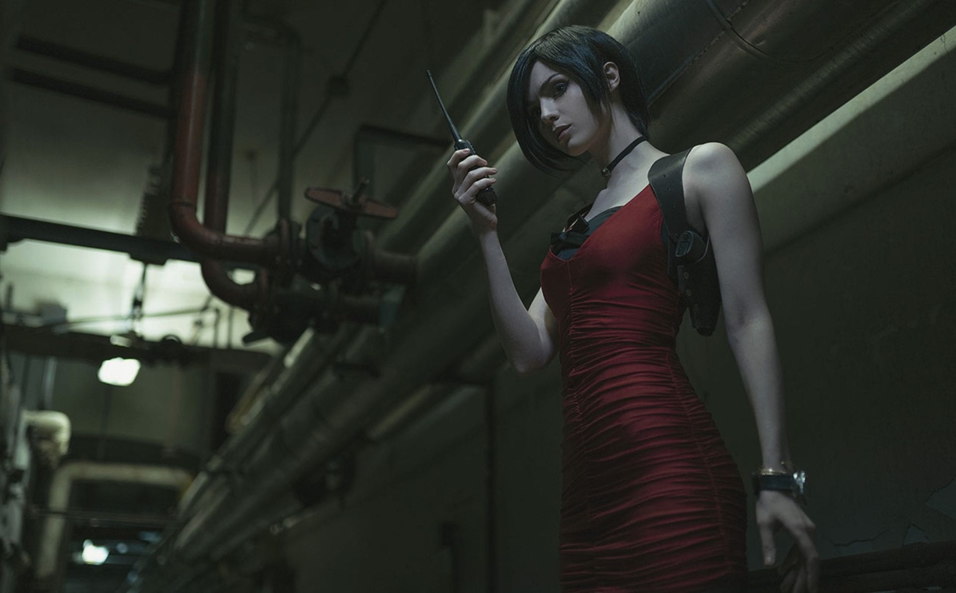 resident evil 2 ada wong cosplay