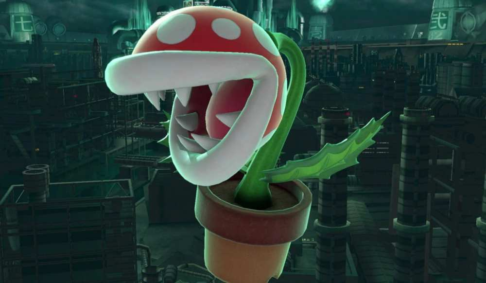 X Smash Bros. Characters That Would Be the Worst Date for Valentine's Day, piranha plant