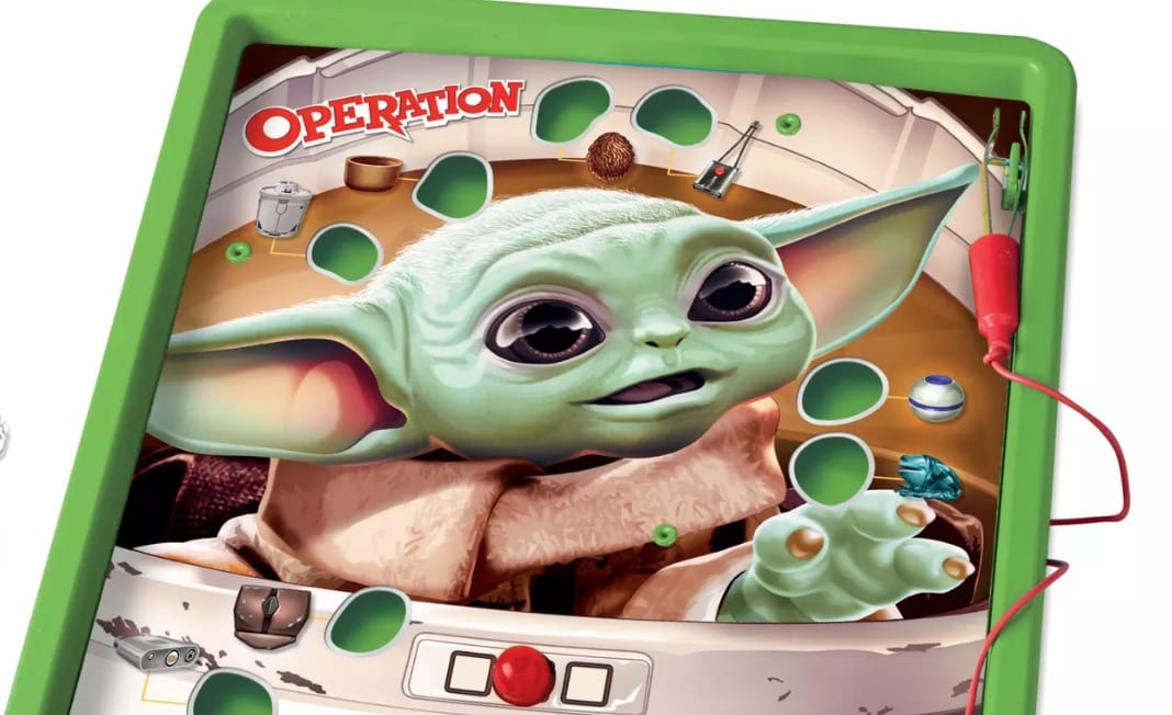 Baby Operation Games