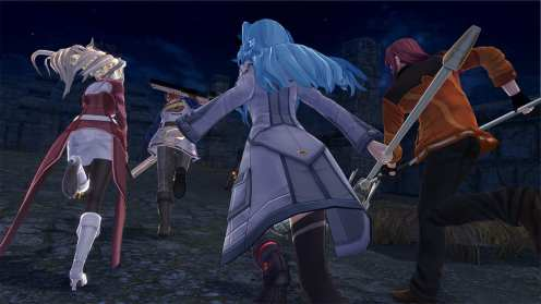 The Legend of Heroes Hajimari no Kiseki (18)