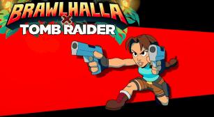 Brawlhalla, Lara Croft Tomb Raider Corssover