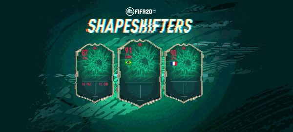 Brand New FIFA 20 Promo, Shapeshifters, Begins Today