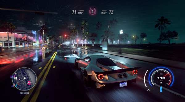 need for speed, criterion