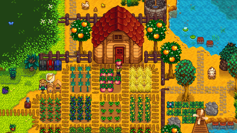 Stardew Valley Farming New Game-Changing Mechanic For Animal Crossing