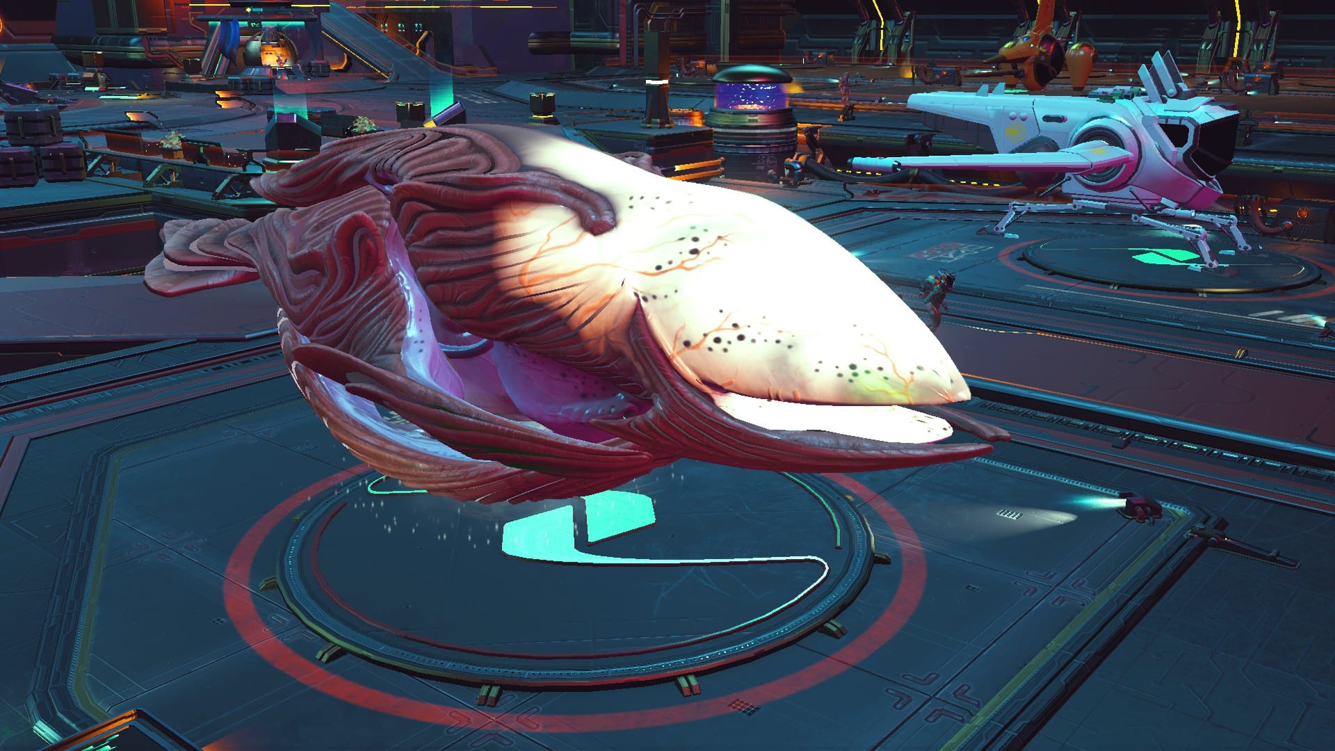 No Man's Sky Experimental Patch Adds Weird Biotech Ships Not Listed in Notes