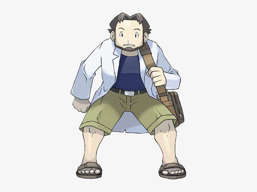 The Best Pokemon Professors