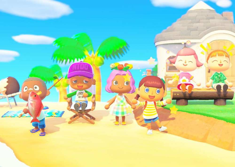 animal crossing new horizons, open map, how, animal crossing, new horizons