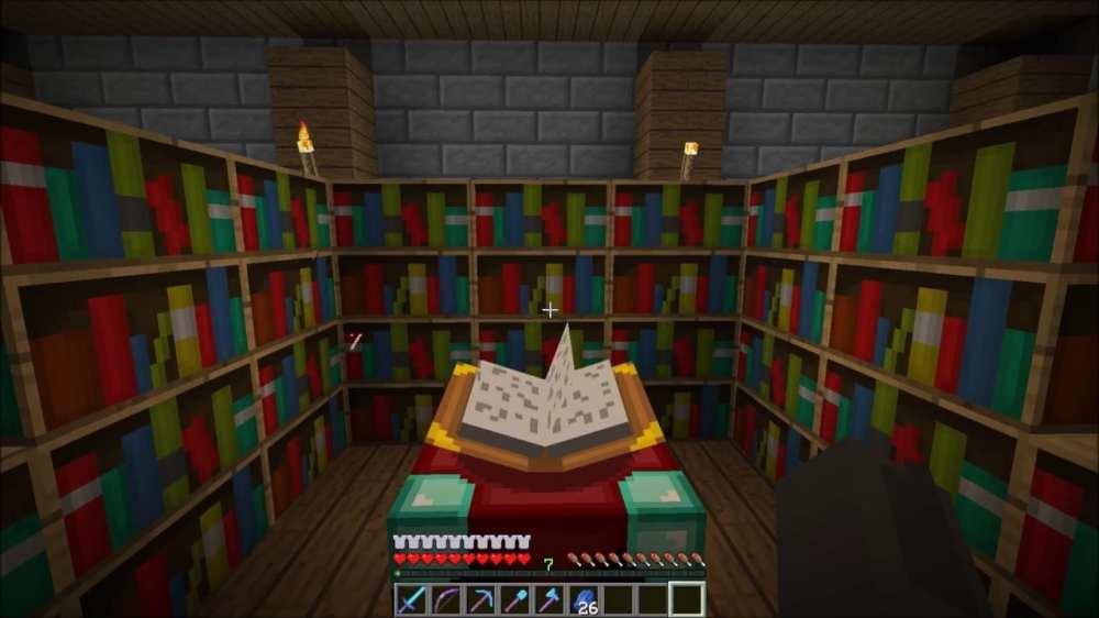 Minecraft: lo que hace el encantamiento hiere y cómo