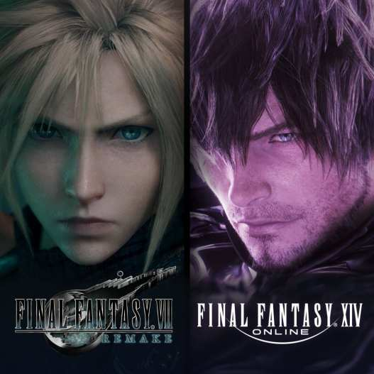 Final Fantasy VII XIV (1)