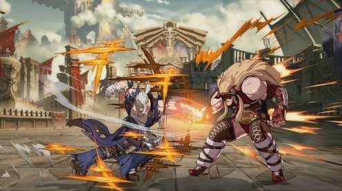 Granblue Fantasy Versus Soriz (1)