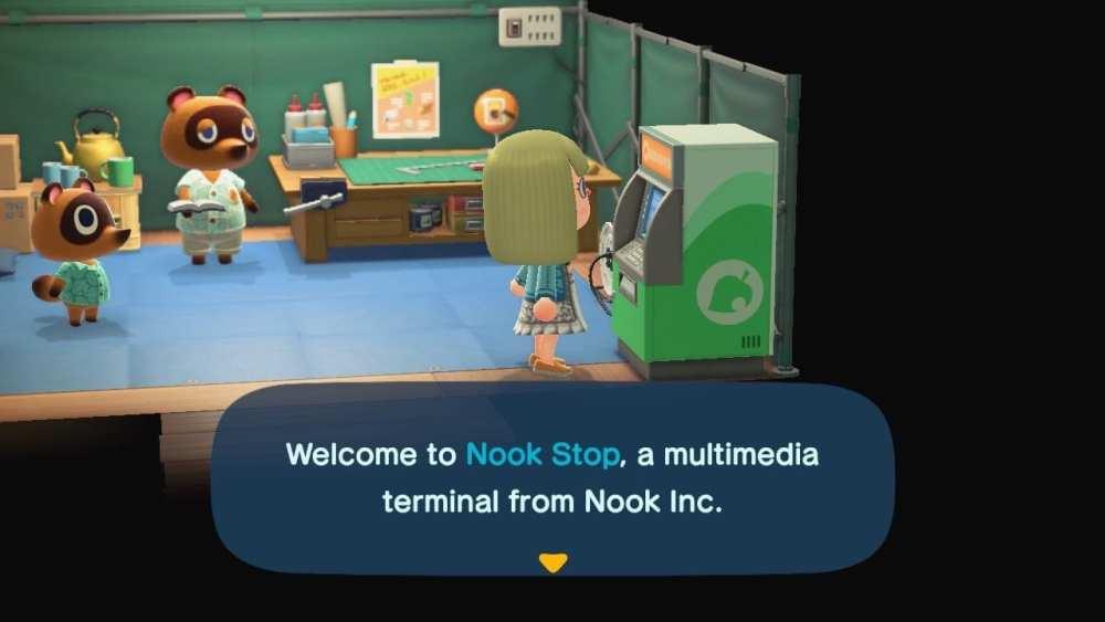 Animal Crossing New Horizons tool ring