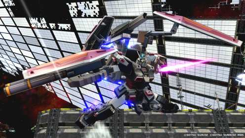 Mobile Suit Gundam Extreme VS. Maxiboost ON (1)
