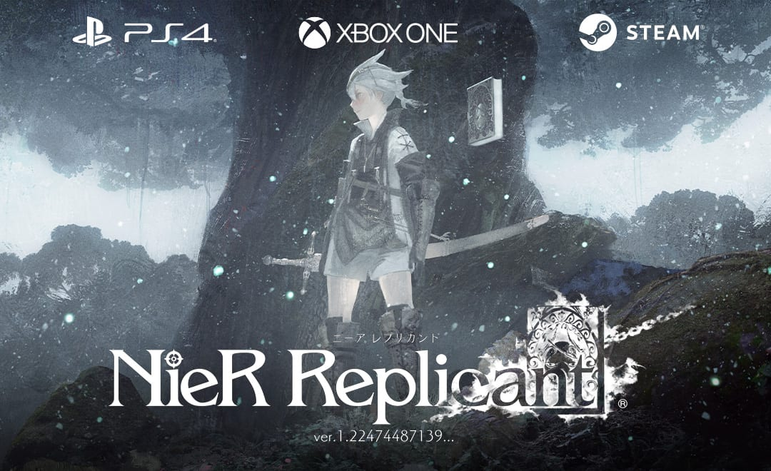 Last Game You Finished And Your Four-ghts - Page 32 NieR-Replicant-3
