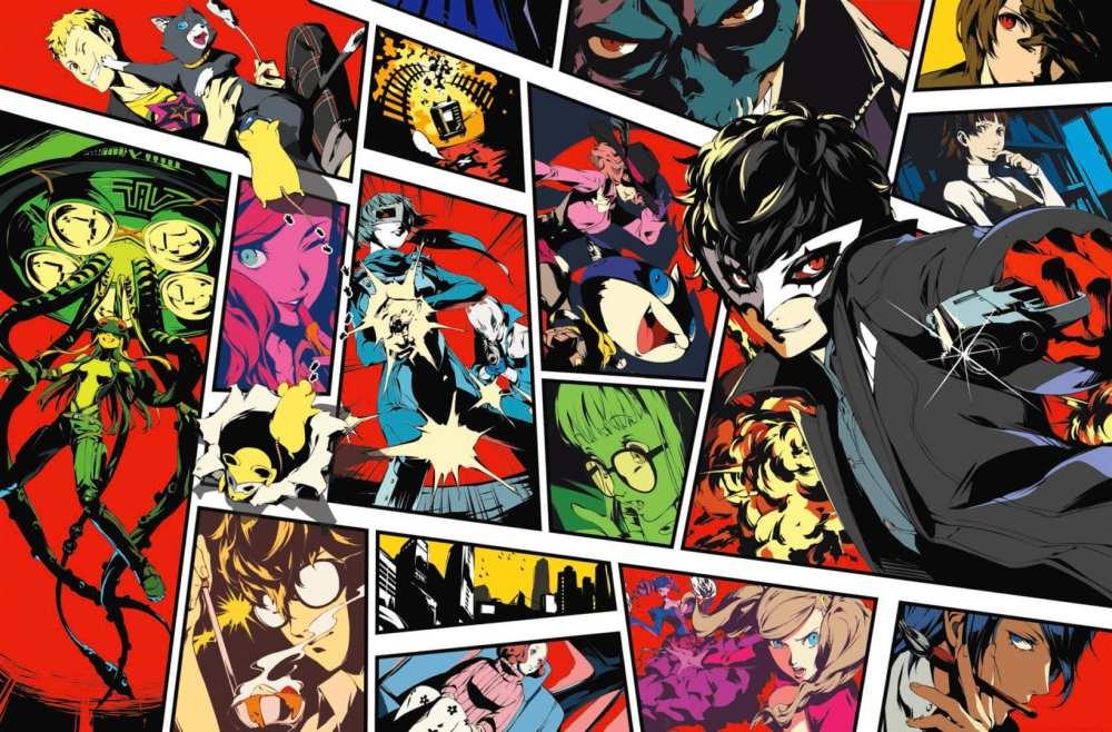Comic Book Style