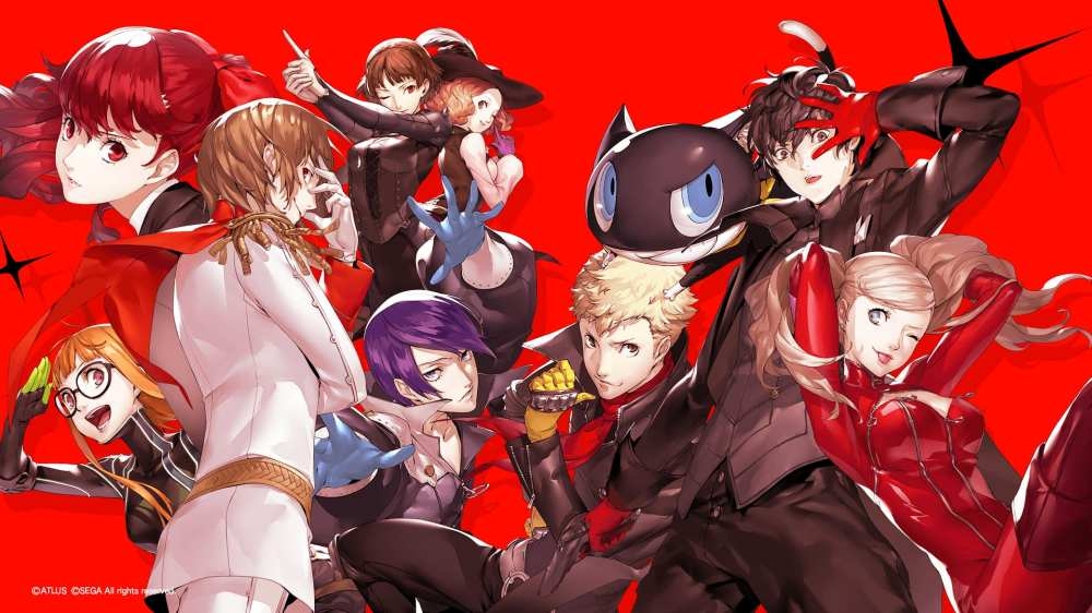 Persona 5 Wallpapers Group