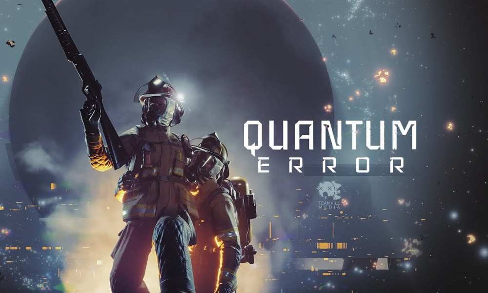 Quantum Error for PS5, Xbox Series X, & PS4 Gets New Screenshots Showing Cutscene & Minigun