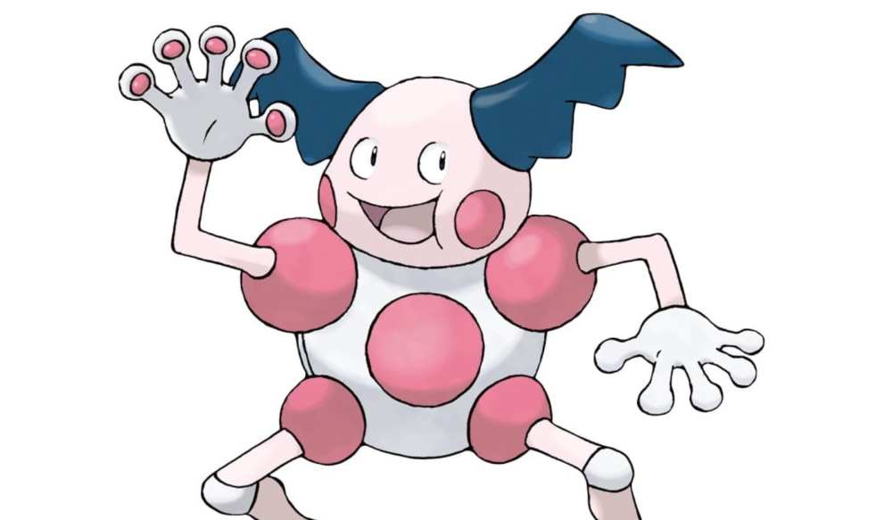 Pokemon Mr Mime