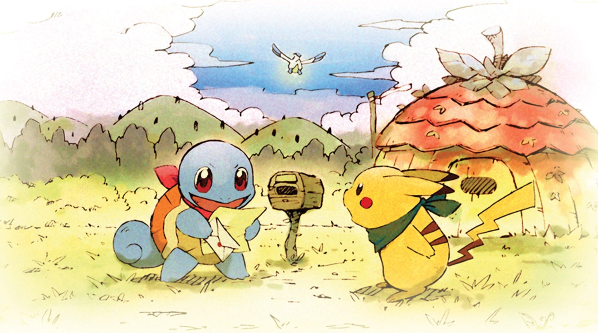 Pokemon Mystery Dungeon: Rescue Team DX Critic Review