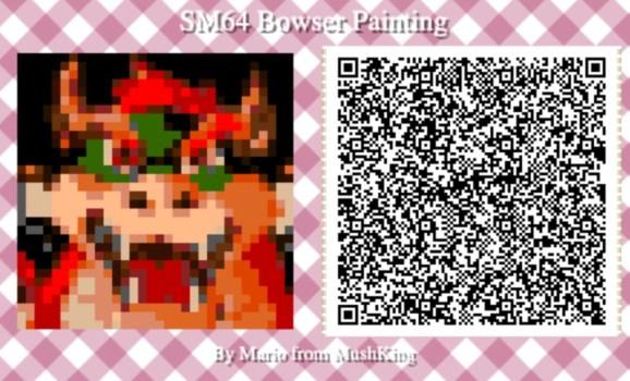 Bowser - Super Mario 64