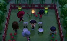 animal crossing musical chairs
