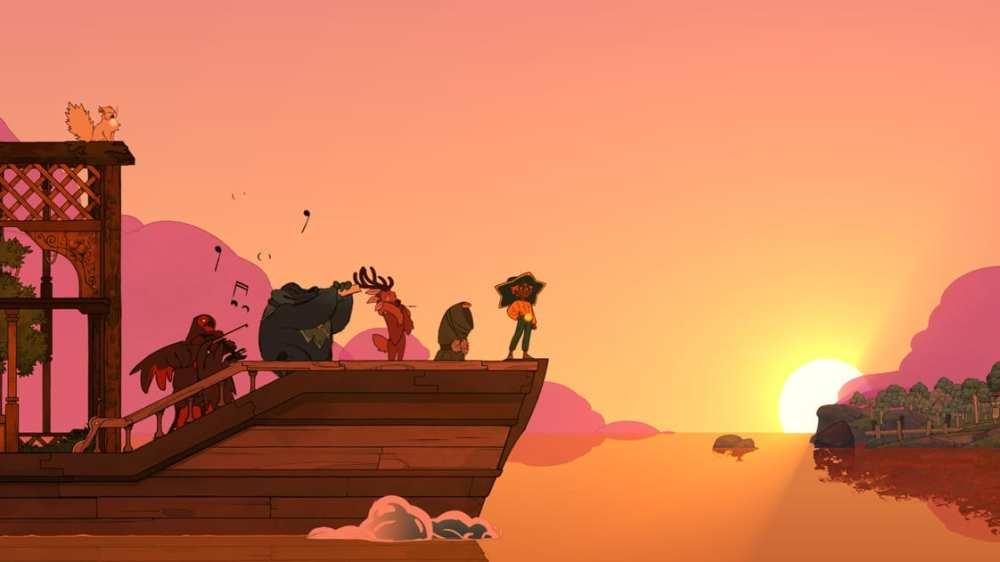 Spiritfarer, pax east 2020, preview, best indie games, thunder lotus games