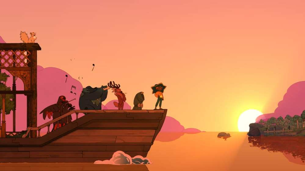Spiritfarer, pax east 2020, preview, best indie games, thunder lotus games