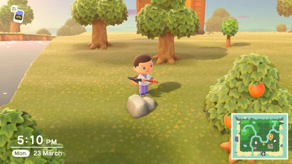 how to get lots of iron nuggets in animal crossing new horizons