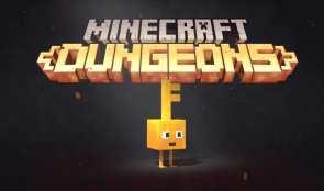 minecraft dungeons, release date