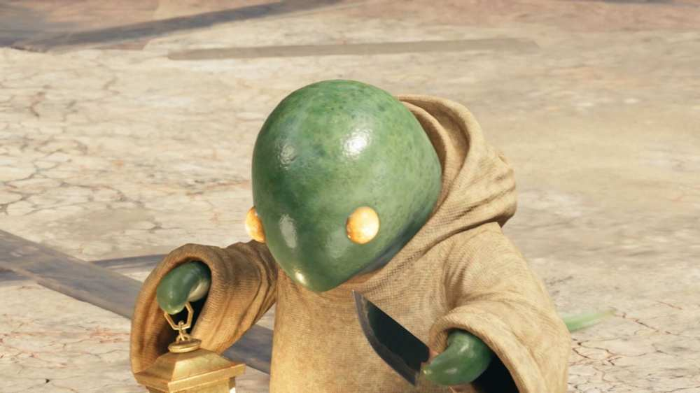 tonberry in final fantasy 7 remake