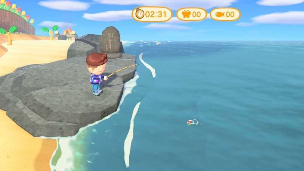 Animal Crossing New Horizons Timer Fishing Tournament