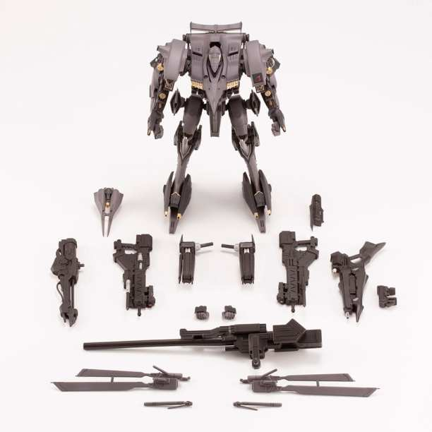 Armored Core 4 Figure (1)