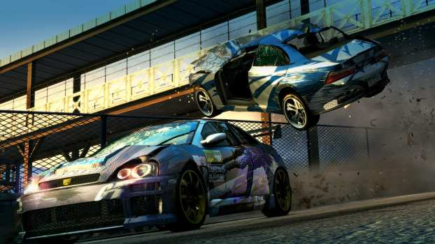 Burnout Paradise Remastered (PS4/Xbox One)