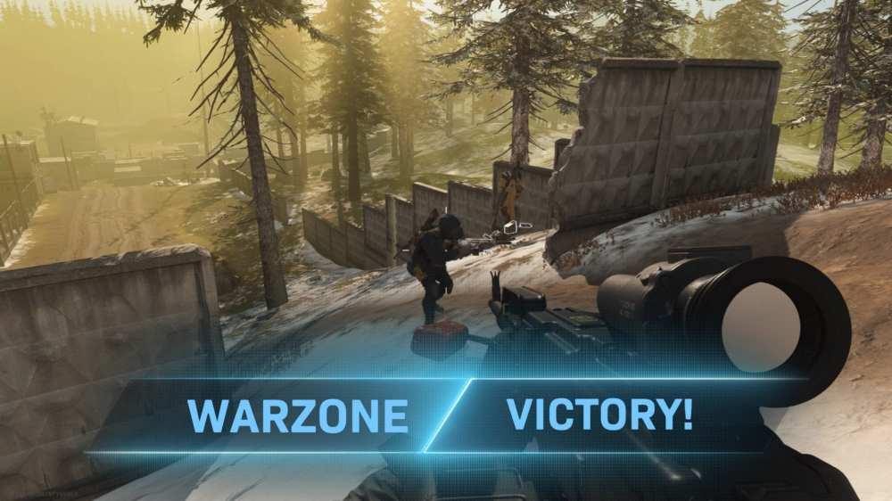 warzone, loot