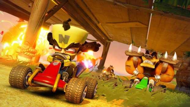 Crash Team Racing Nitro Fueled (PS4/Xbox One/Switch)