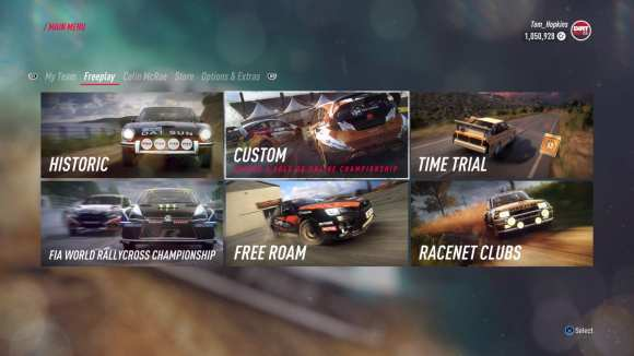 dirt rally 2.0, play online with friends