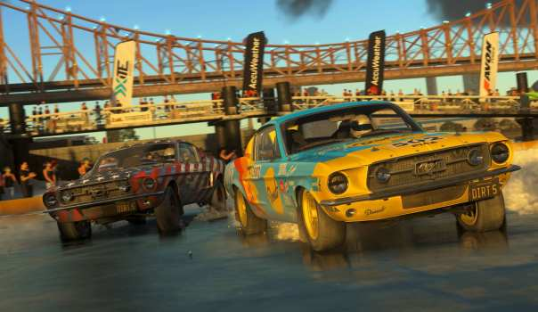 Dirt 5 (PS4/Xbox One/PS5/Xbox SeriesX S/PC)