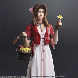 Final Fantasy VII Remake Figure Aerith (7)