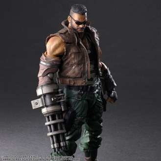 Final Fantasy VII Remake Figure Barret (6)