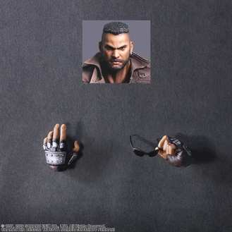 Final Fantasy VII Remake Figure Barret (8)